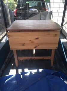 Dining Table Folding Sides Dining Tables Gumtree Australia Free Local Cla