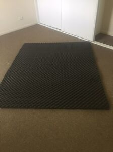 Acoustic Foam, 1 large, 1 smaller strip Carseldine Brisbane North East Preview