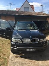 Bmw 2006 x5 4 months rego auto 2nd owner Castle Hill The Hills District Preview