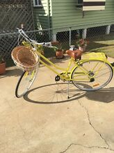 Vintage ladies REID bicycle! Canary Yellow! Zillmere Brisbane North East Preview