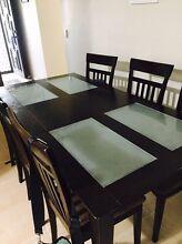 7 Piece Dining Setting Regents Park Logan Area Preview