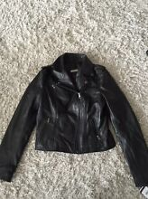 Womens leather jacket - Black Rivet Edgecliff Eastern Suburbs Preview