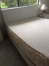Queen Size Water Bed with heater Macquarie Park Ryde Area Preview