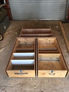 Drawer system to fit Toyota hilux. Kersbrook Adelaide Hills Preview