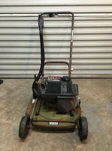 LAWN MOWER VICTA UTILITY MOWER SLASHER 2 STROKE $50 STARTS EASY Blue Haven Wyong Area Preview