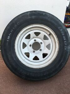 Tyres and rims x3 Vasse Busselton Area Preview