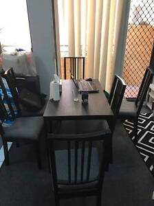 Moving! Need to sell Dining Chairs Strathfield Strathfield Area Preview