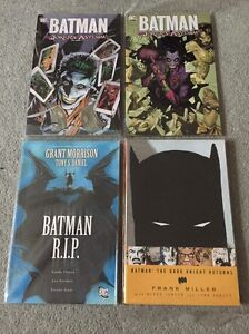 Batman comics paperback graphic novel the dark knight North Ryde Ryde Area Preview