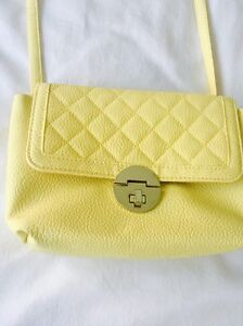 Yellow shoulder bag Richlands Brisbane South West Preview