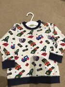 Boys toddler sweater toys  soldier jumper size 1 Floreat Cambridge Area Preview