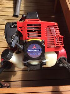 ATOM 580 PROFESSIONAL 2-STROKE LAWN EDGER Bossley Park Fairfield Area Preview
