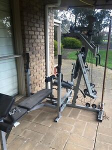 Home gym / weight system - jet stream Traralgon Latrobe Valley Preview