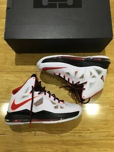 "NIKE LEBRON X ""size 9US"" Plumpton Blacktown Area Preview"