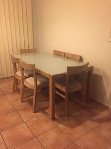 Elegant 6 seater dining setting in great condition. McDowall Brisbane North West Preview