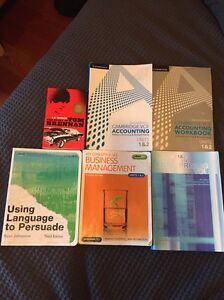 VCE Unit 1&2 Textbooks Mill Park Whittlesea Area Preview