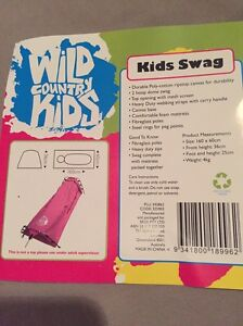 Kids swag - pink - new in bag -never been used Varsity Lakes Gold Coast South Preview