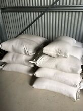 40kg bags oats, whole barley and wheat South Maitland Maitland Area Preview