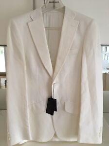Men's white jacket Karrinyup Stirling Area Preview