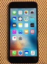 iPhone 6 Plus 16gb black/gray Rutherford Maitland Area Preview