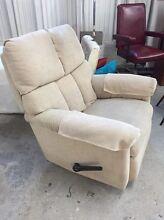 "Jason ""Lazy Boy"" rocker recliner armchair (Warwick fabric) VGC Invermay Launceston Area Preview"