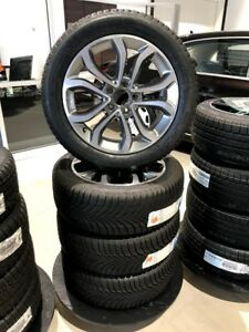 Michelin 94H / Mercedes-Benz C300 / Rims & Tires