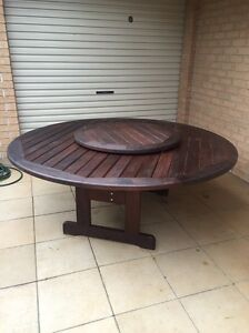 Wooden Table Muswellbrook Muswellbrook Area Preview