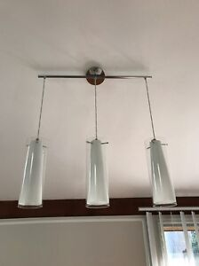 3 pendant ceiling lights Hornsby Hornsby Area Preview