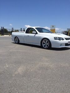 Xr8 manual ute Bray Park Pine Rivers Area Preview