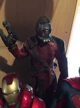 Hot Toys Guardians Of The Galaxy Star Lord - As New Condition Keysborough Greater Dandenong Preview