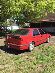 Saab 9000 Aero Manual runs and drives unlicensed $900 Gosnells Gosnells Area Preview
