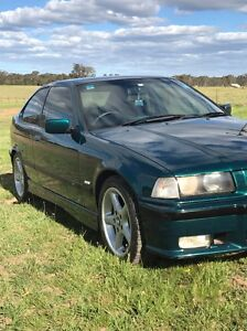 BMW 318TI COUPE IMMACULATE CONDITION !!!!!!! Appin Wollondilly Area Preview