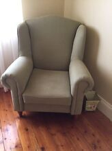 Wingback chair Coburg Moreland Area Preview