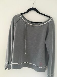JAG Grey Jumper XL (small fit - more like a medium) Woolooware Sutherland Area Preview