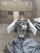 5m Hobie Cat and Mackay Trailer for sale Camberwell Boroondara Area Preview