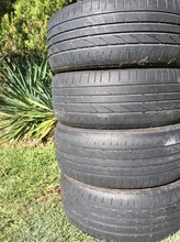 "USED 18"" TYRES TAKE THEM (drift monkeys) St Ives Ku-ring-gai Area Preview"