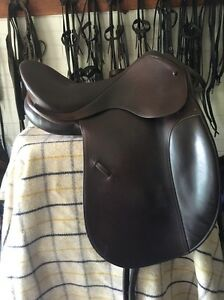 "TOP QUALITY SYD HILL ALL PURPOSE SADDLE 16"" Forbes Forbes Area Preview"