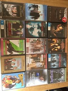 Assorted DVD's Melbourne CBD Melbourne City Preview