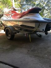 Yamaha FX140 Jet Ski 2006 four stroke 140hp low hours!! Coal Point Lake Macquarie Area Preview
