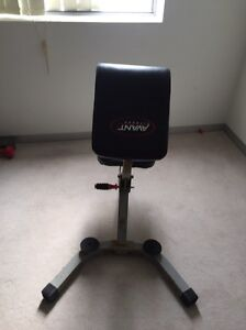 Exercise bench Collaroy Manly Area Preview