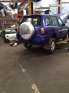 Toyota Rav 4 1998 (Wrecking) Brighton-le-sands Rockdale Area Preview