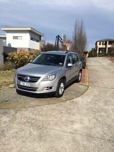 Volkswagen Tiguan Wandana Heights Geelong City Preview
