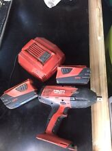 "Hilti 22T-A 1/2"" impact wrench...perfect condition Maroubra Eastern Suburbs Preview"