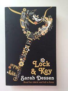 Lock & Key by Sarah Dessen Tarragindi Brisbane South West Preview