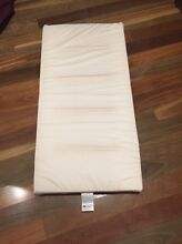 KANGAROO CRADLE baby bed MATTRESS - 92x46 baby bunting COT Dingley Village Kingston Area Preview