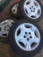 Ford 16inch rims n tyres 215/65 16 Port Wakefield Wakefield Area Preview