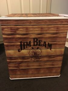 Brand new limited edition JIM BEAM BAR FRIGDE Epping Whittlesea Area Preview
