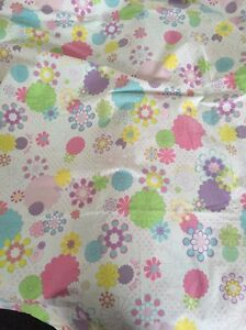 Cot doona cover lolly and lolly floral design Highett Bayside Area Preview