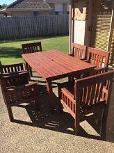 Outdoor Furniture Set Kallangur Pine Rivers Area Preview