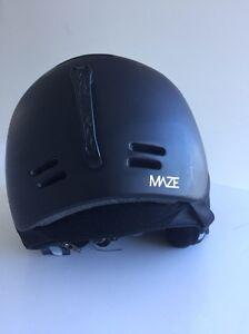 Smith MAZE snowboard/ski helmet. South Yarra Stonnington Area Preview