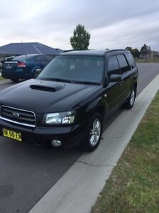2004 forester xt manual NEED SOLD Gillieston Heights Maitland Area Preview